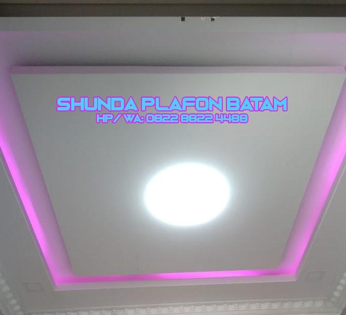 Model Shunda plafon