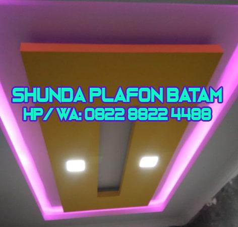 Harga Shunda Plafon Batam