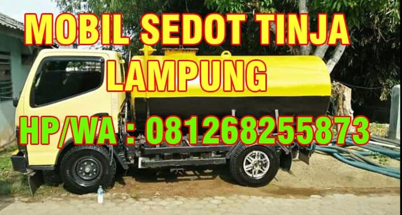 Mobil Sedot Tinja Lampung