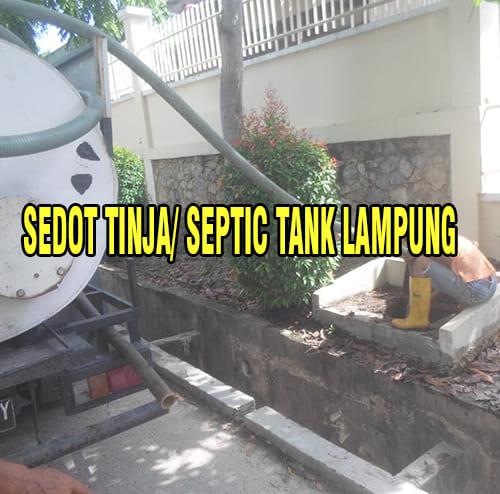 sedot Tinja Lampung