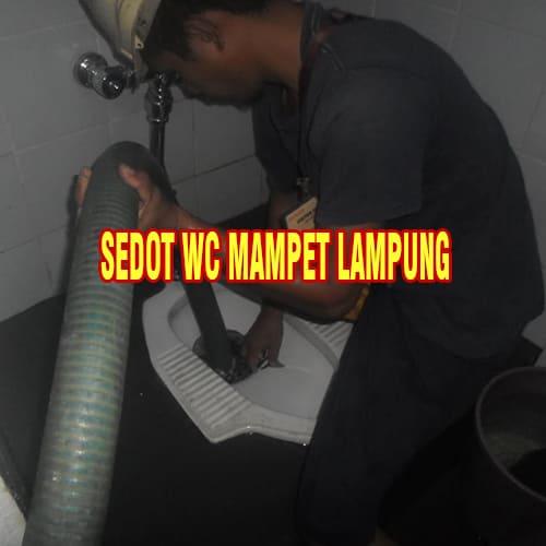 sedot wc mampet Lampung